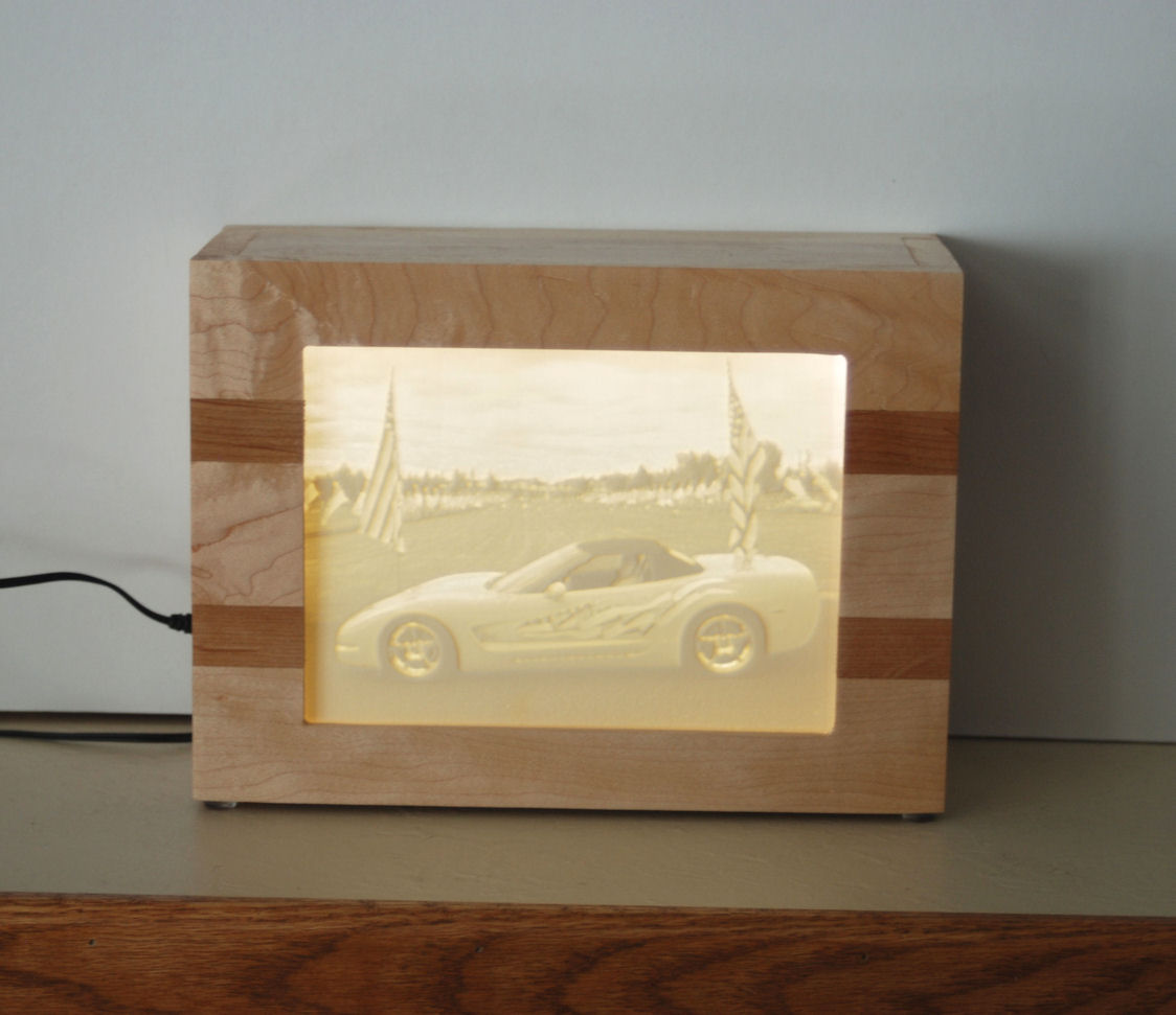 Custom Lithophane