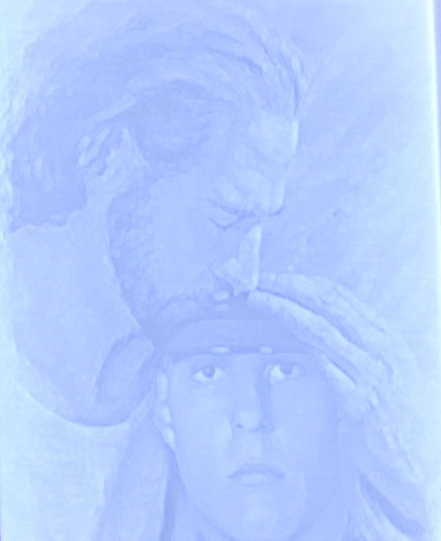Soldier Lithophane