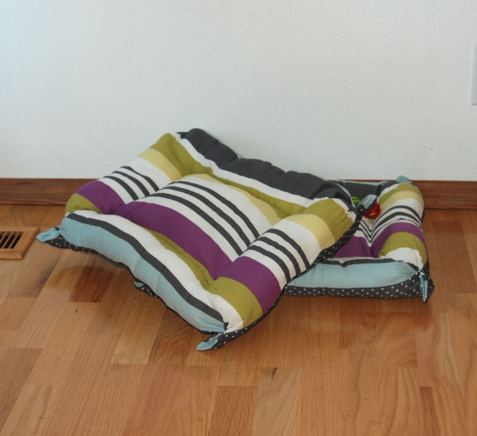Striped Pet Beds
